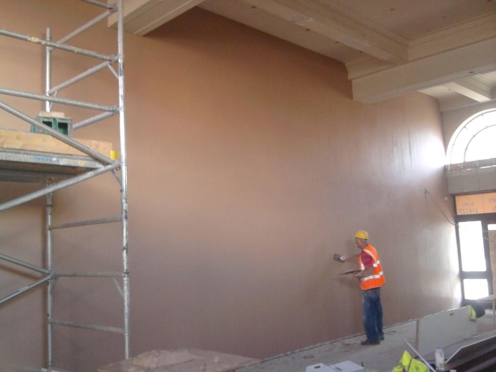 plasterer torquay